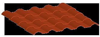 Lámina de PVC Ultrateja