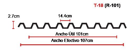 lamina-t-18-r-101-16